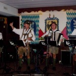 Oktoberfest at Club Loreley