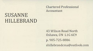 Hillebrand Chartered Accounting