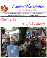 Click here to download October to November 2013 Newsletter